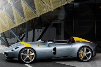 Ha egyedi Ferrarit akarsz, akkor türelmesnek kell lenned