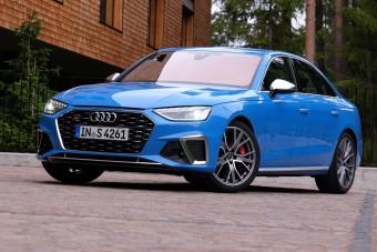 Még mindig jobbá lehetett reszelni - Audi A4 2019