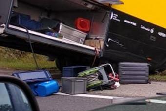 Renault kamion belső