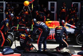 F1: Világrekordot döntött a Red Bull