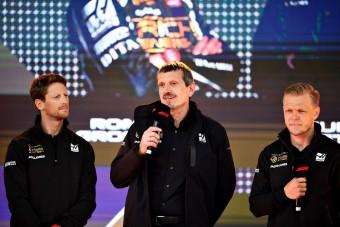 F1: A Haas-főnök nem bocsátott meg a pilótáknak