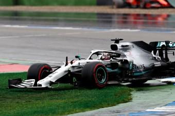 F1: Hamilton letiltja a hockenheimi felvételeket