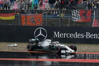 F1: Hamilton fel akarta adni a futamot