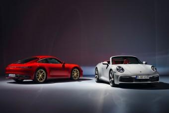 385 lovas a fapados Porsche 911