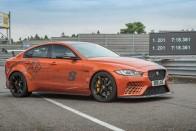 A Jaguar, ami versenypályára született 1