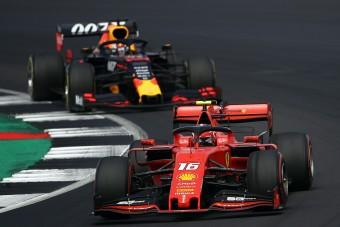 A kiskapukat keresi az F1 vezetése