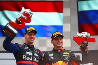 F1: Kitúrnák a Red Bull második pilótáját