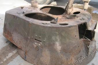 Feltámadt halottaiból egy világháborús tank