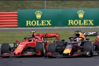 Az ifjoncokért érdemes nézni az F1-et