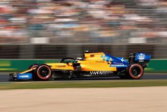 F1: A McLaren leállhat az idei fejlesztéssel