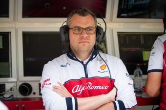 F1: Főnököt cserél az Alfa Romeo