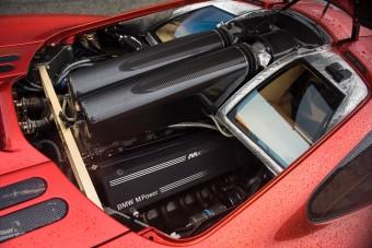 Kombi BMW-be rejtették a világ leggyorsabb autójának szívét