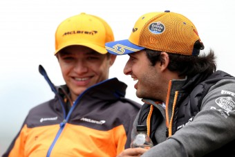 F1: Nem lesz tartós a mclarenes barátság