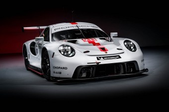 Megépítette legnagyobb boxermotorját a Porsche