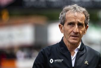 F1: Prost lett a Renault Laudája