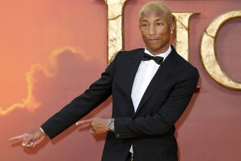285 milliós órát villantott Pharrell Williams