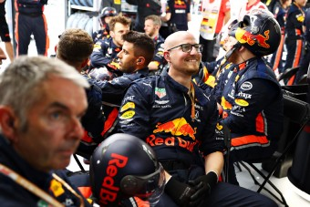 F1: 78 kerékcsere, egy új világrekord