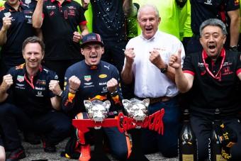 F1: Alonsónak üzent a Honda az újabb győzelem után