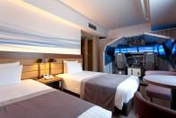 Régi repülőből csinált koktélbárt az extravagáns hotel 3