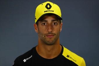 F1: Ricciardo sem tudja még, hol lesz 2021-ben