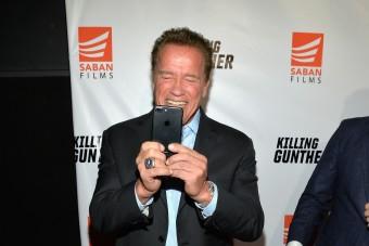 Új szerepben Arnold Schwarzenegger