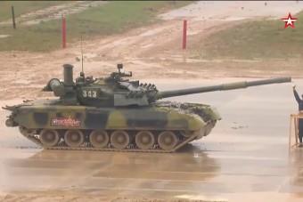 Eddig nem tudtuk, de erre is jó egy tank