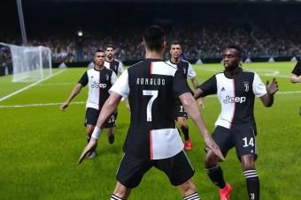 Nem játszhatunk Ronaldo csapatával a FIFA 20-ban