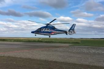 Hogy szállhatott fel forgó rotor nélkül ez a helikopter?