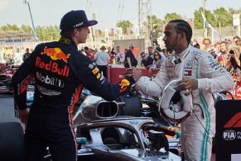 F1: Verstappen már Hamiltonnál is jobb?