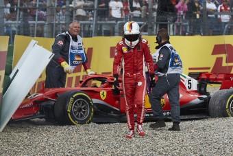 F1: Vettel jóvátenné a tavalyi bakit