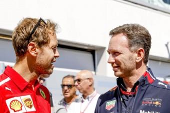 F1: Miért járkál Vettel a Red Bullhoz?