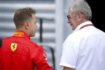 F1: Vettelnek jobb lenne a Ferrarin kívül