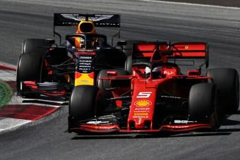 F1: A Ferrarinak nem kell Verstappen