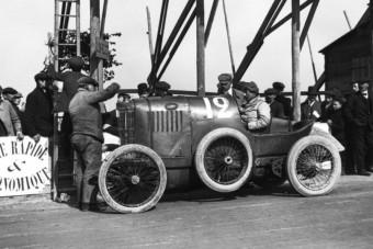 Amikor a Peugeot ámbráscetet gyártott