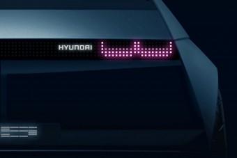 Retró villanyautót épít a Hyundai