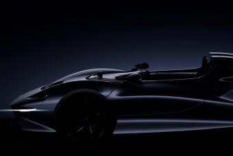 Még egy szupersportautót épít a McLaren