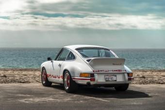 Ruf vette kezelésbe ezt a 911 Carrera RS-t