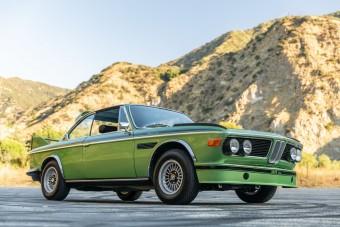 Zöldben is mesés a BMW legszebb kupéja