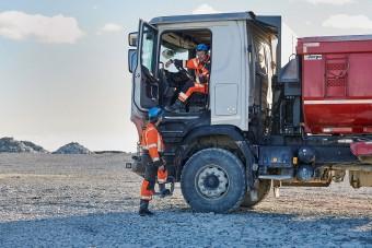 A Scania szerint még van jövője a V8-as dízelmotornak