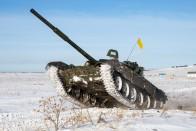 Lőni is tud a legóból összerakott T-34-es 1