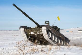 Tankkal is ugratnak a hadseregek olimpiáján