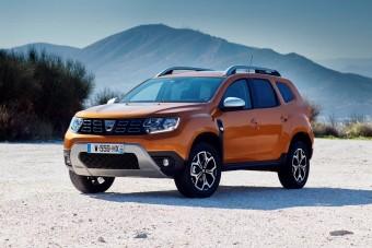 Eltűnik a szívómotor a Dacia Dusterből