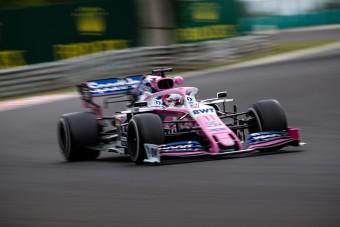 F1: Perez Ricciardót hibáztatja a kiesésért