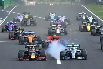 F1: Csalódott a Mercedes-főnök Bottasban