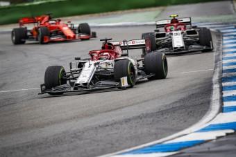 F1: Csak ősszel döntenek az Alfa Romeo ügyében