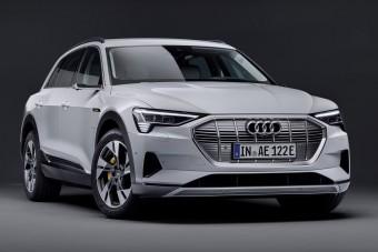 Jön az Audi olcsó(bb) villanyautója