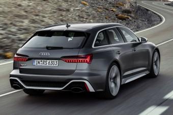 Hibridként tér vissza az Audi dúvad kombija
