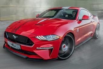 735 lóerő már elég lesz a Mustangnak?