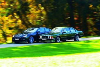 Túl halvány a BMW M6? Íme, a B6