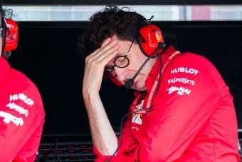 F1: A Ferrari megmagyarázta a rossz taktikákat